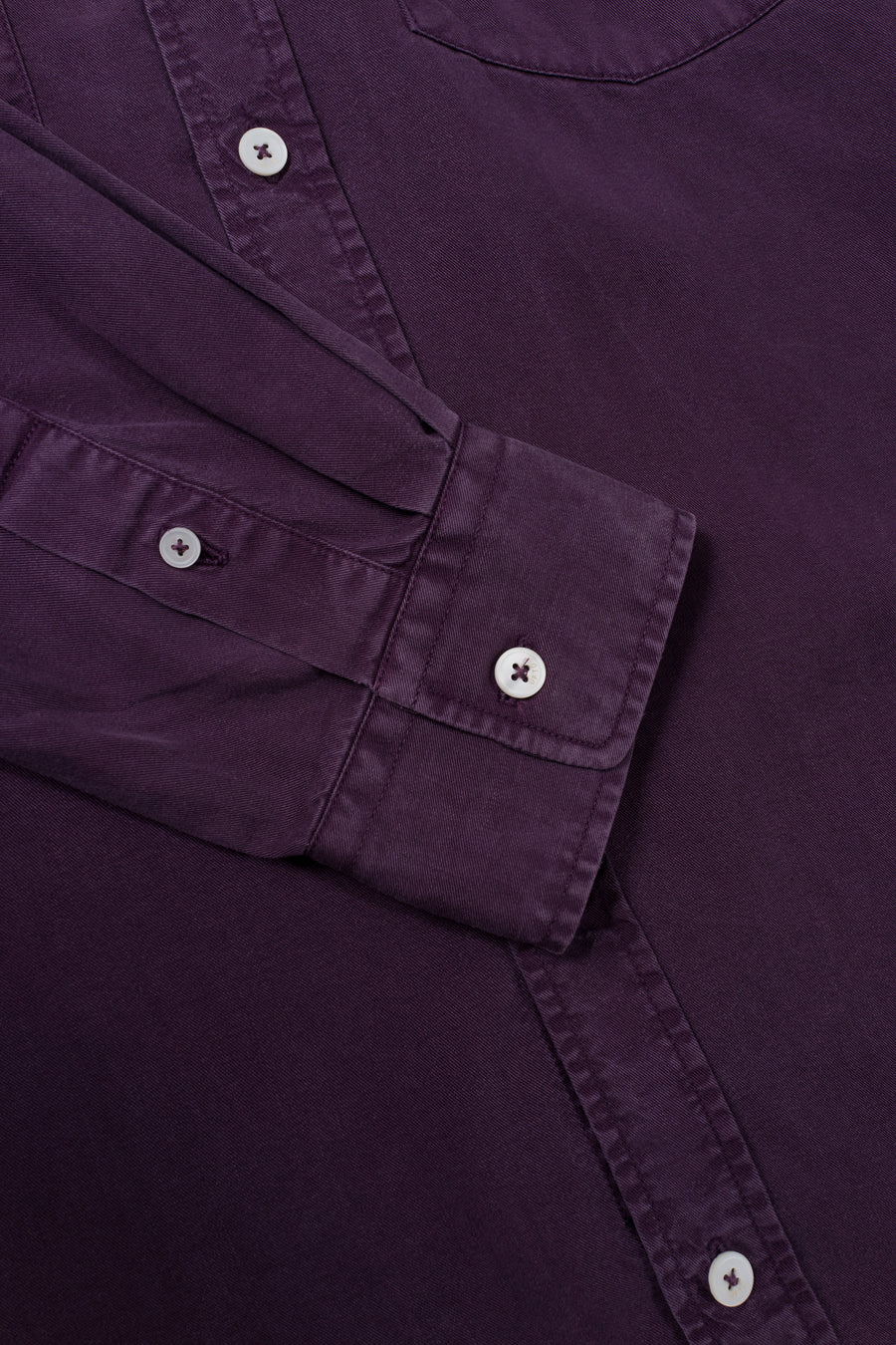 WOODSMAN SHIRT - Tencel Twill