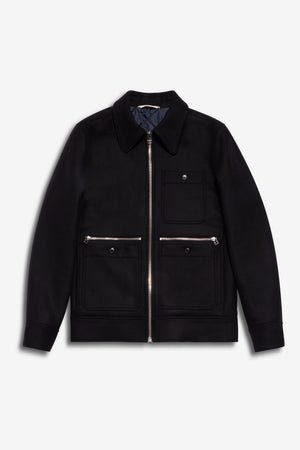 FALCON JACKET WOOL