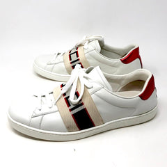 Tenis Gucci Ace Stripe T.7.5