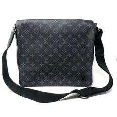 Messenger Louis Vuitton Monogram Eclipse District
