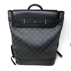 Mochila Louis Vuitton Monogram Eclipse Steamer
