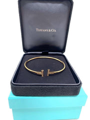 Brazalete Tiffany & co Wire