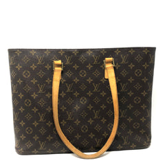 Louis Vuitton Monogram Luco Tote