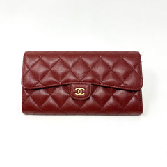 Cartera Chanel Trifold