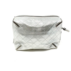 Pouch Chanel Silver