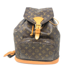 Mochila Louis Vuitton Montsouris