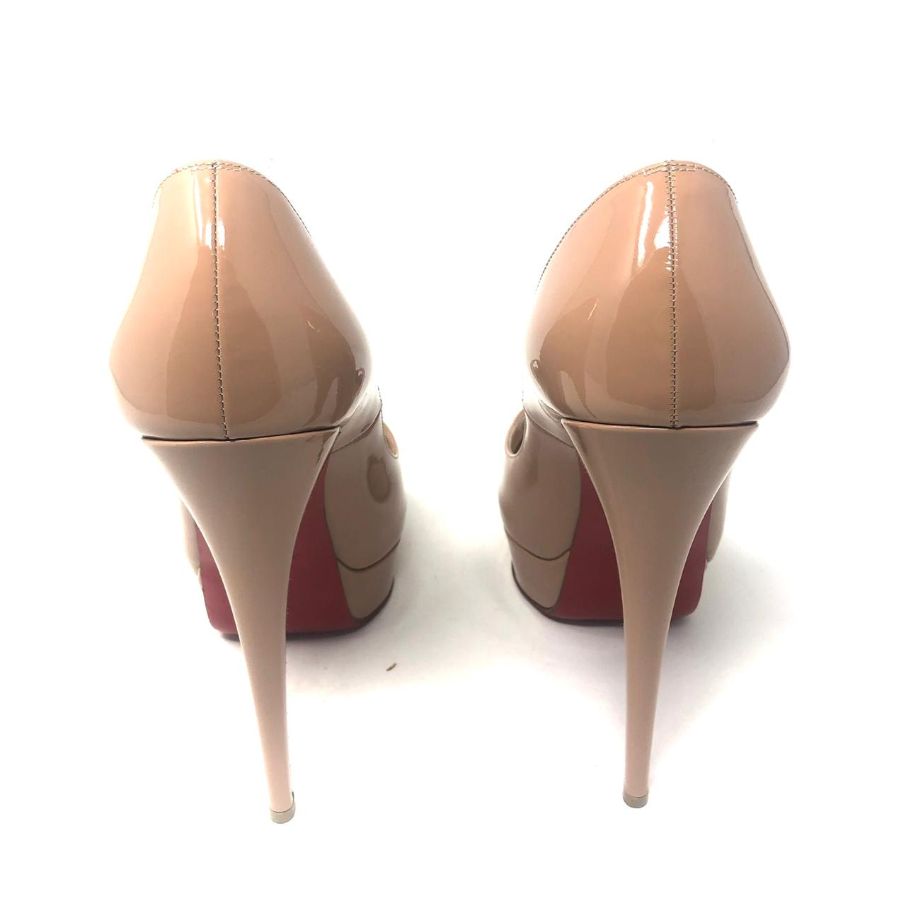 Pump Christian Louboutin Privé Open Toe