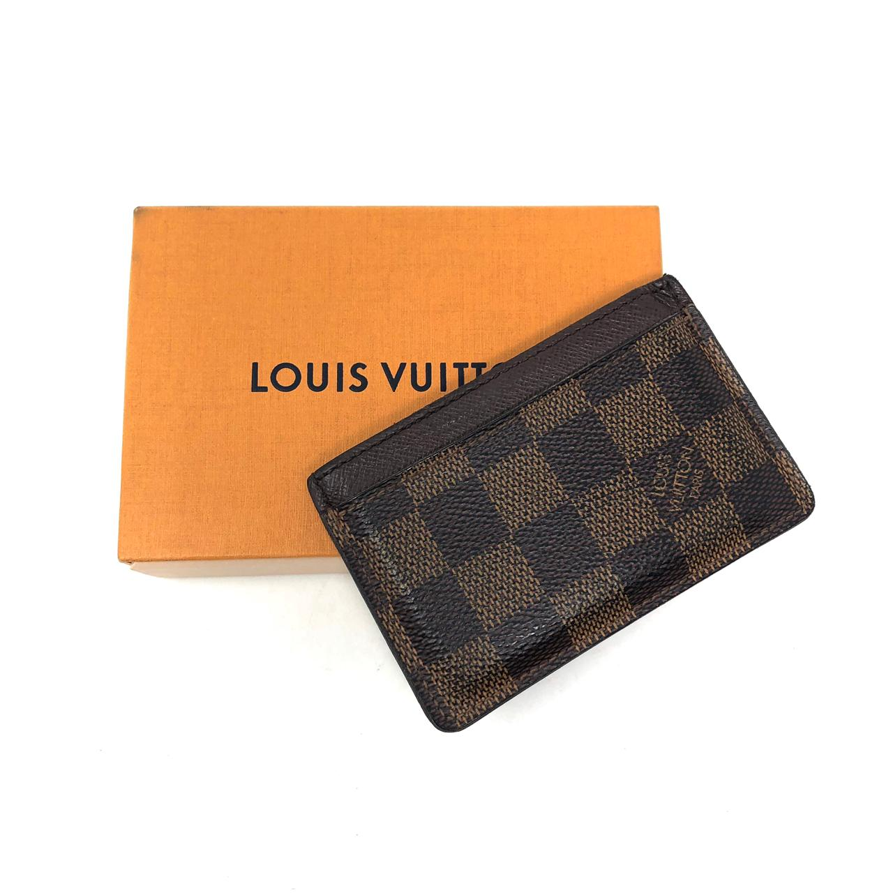 Tarjetero Louis Vuitton