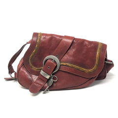 Bolsa Dior Gaucho Double Saddle