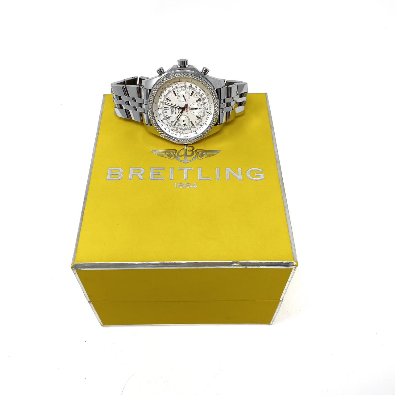 Reloj Breitling x Bentley Motors