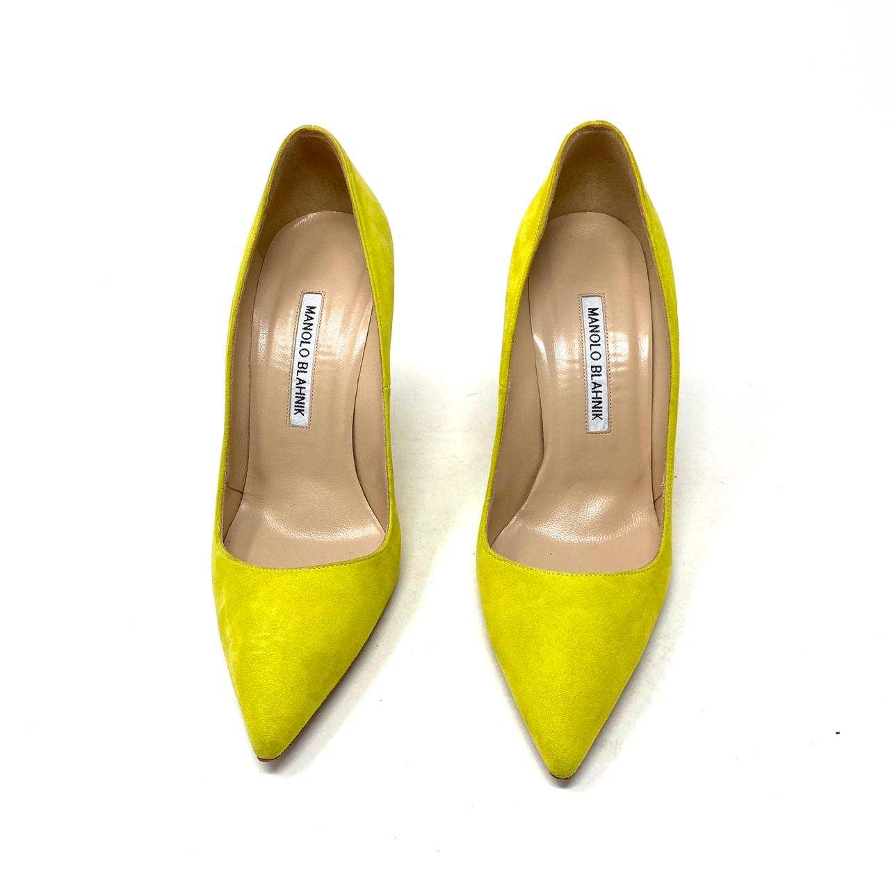 Pumps Manolo Blahnik T.36.5