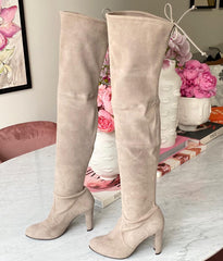 Botas Stuart Weitzman Over the knee T.7.5