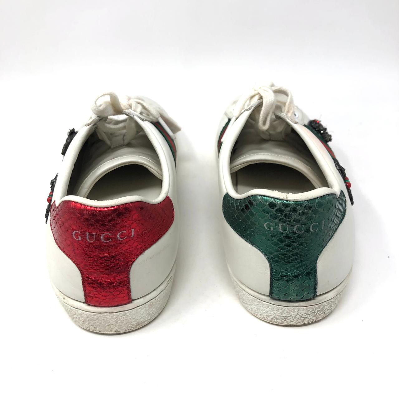 Tenis Gucci Ace  T.38
