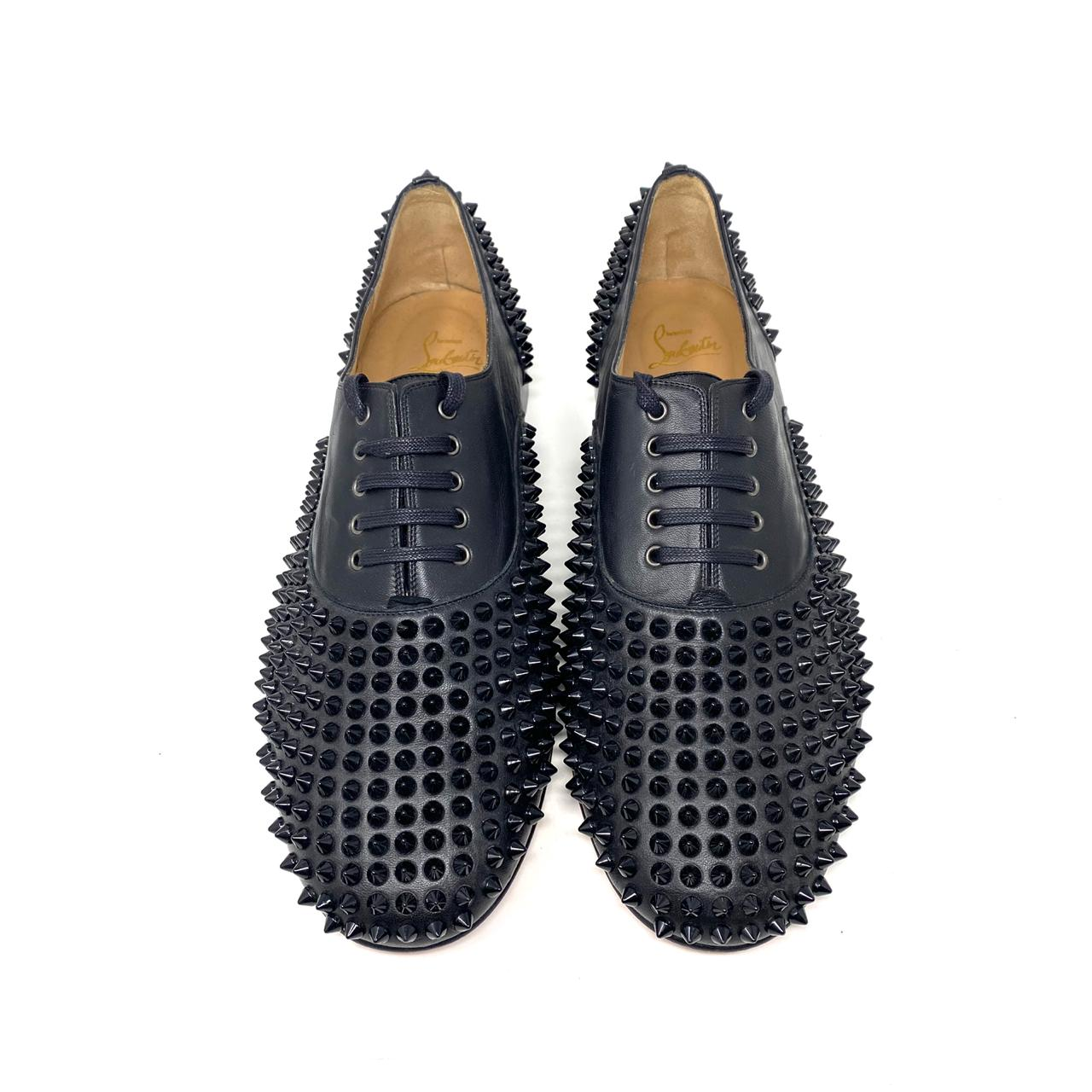 Zapatos Christian Louboutin Spike  T.45
