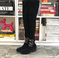 Botas Balenciaga Over The Knee T.39