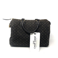 Bolsa Louis Vuitton Mini Lin Speedy 30