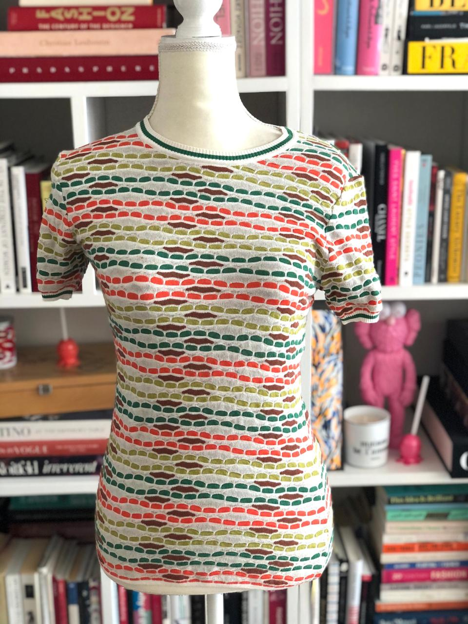 Playera Missoni T. 44