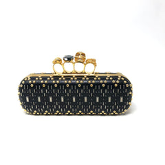 Clutch Alexander McQueen Four ring