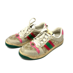 Tenis Gucci Screener T.37.5