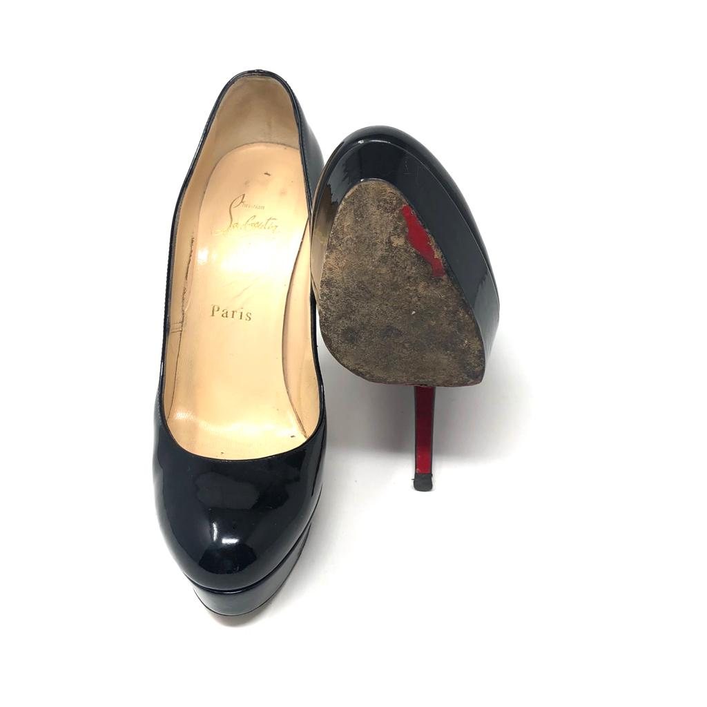 Pumps Christian Louboutin T.37.5
