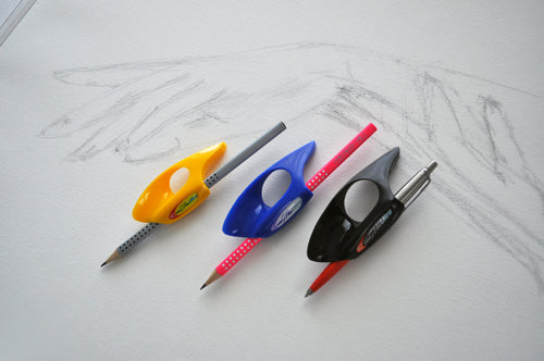Ring Pen Ultra Gripper for Writing and Art Tools