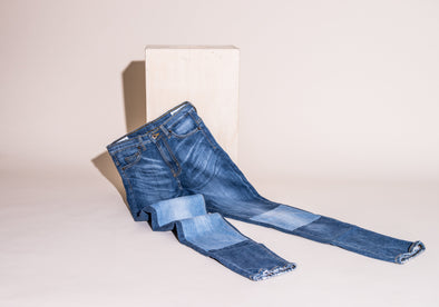 Indigo goes green - our organic denim jeans