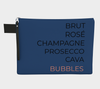 Key West Carry All - Bubbles Pink