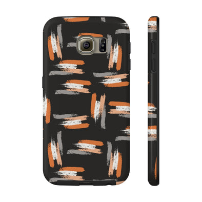 Phone Case - Whisper Orange Ochre