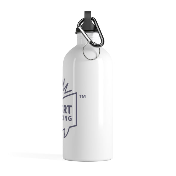 SMART Purple Logo Stainless Steel Water Bottle
