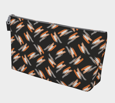 Bora Bora Clutch Wristlet - Whispers Orange Ochre