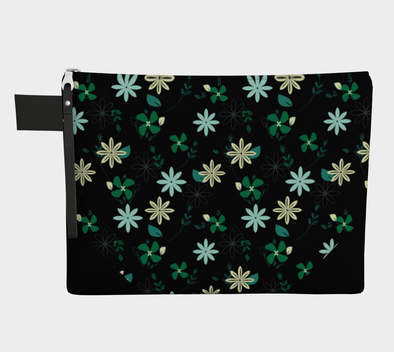Key West Carry All - Australian Floral Black