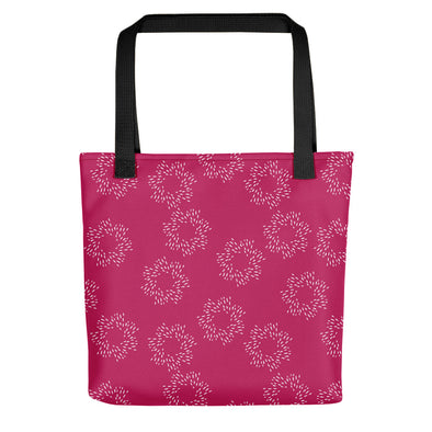 Citrus Burst - Raspberry Sorbet | Camden Tote bag