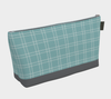 Bora Bora Clutch Wristlet - Window Plaid Lt Blue