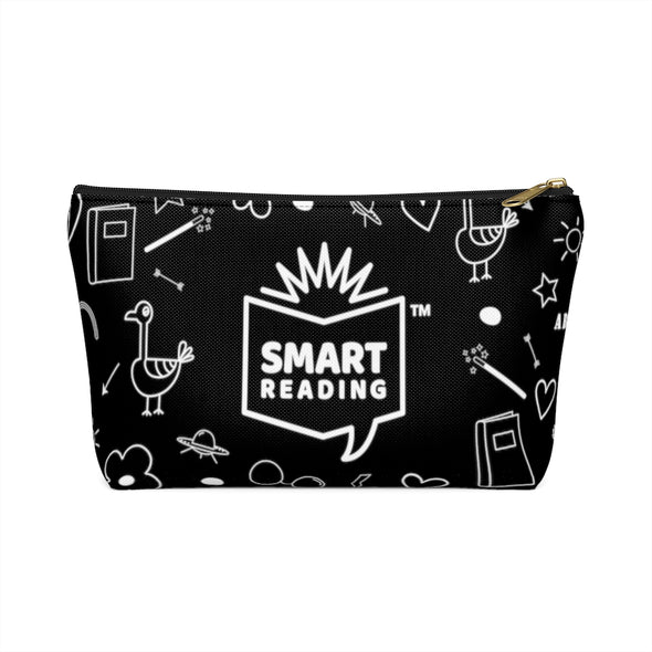 SMART Reader Black Accessory Pouch w T-bottom