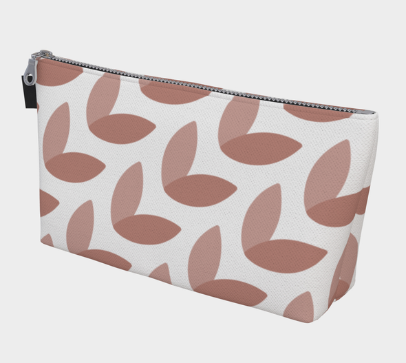 Bora Bora Clutch Wristlet - Autumn Garden Old Rose