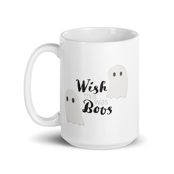 Wish for Boos - Hot Toddy Mug