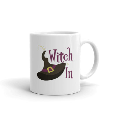 Hot Toddy Mug - The Witch is In Purple