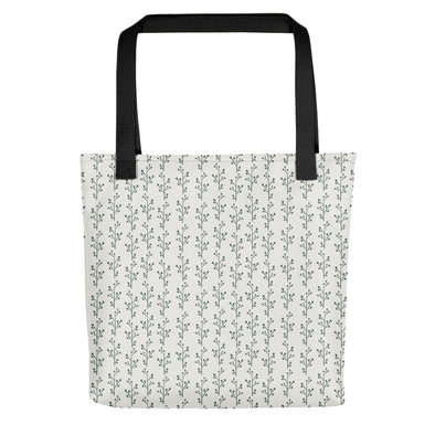 Festive Forest Green  - Camden Tote