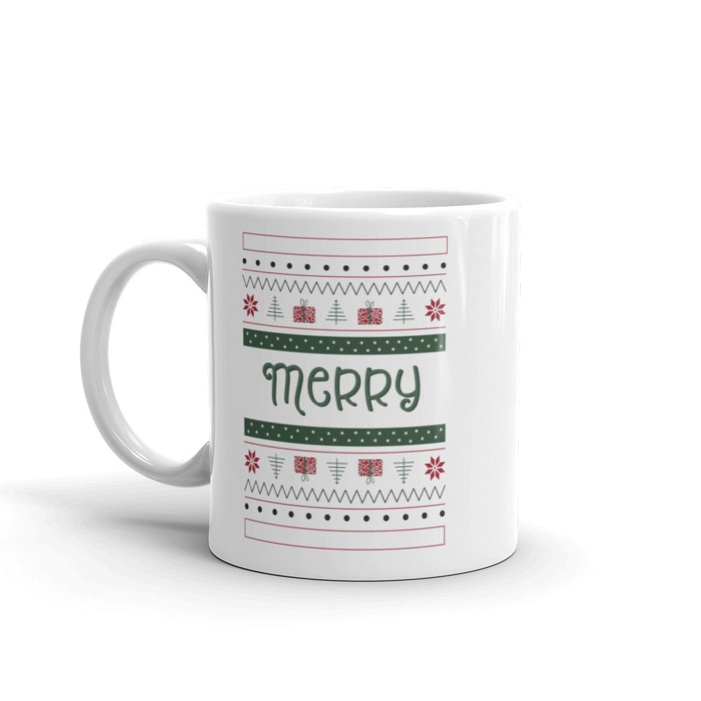 Ugly Sweater - Hot Toddy Mug