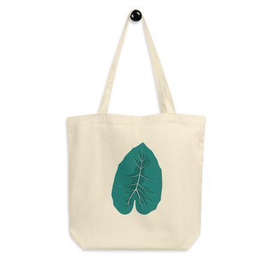 Hanauma Eco Tote Bag - Elephant Leaf