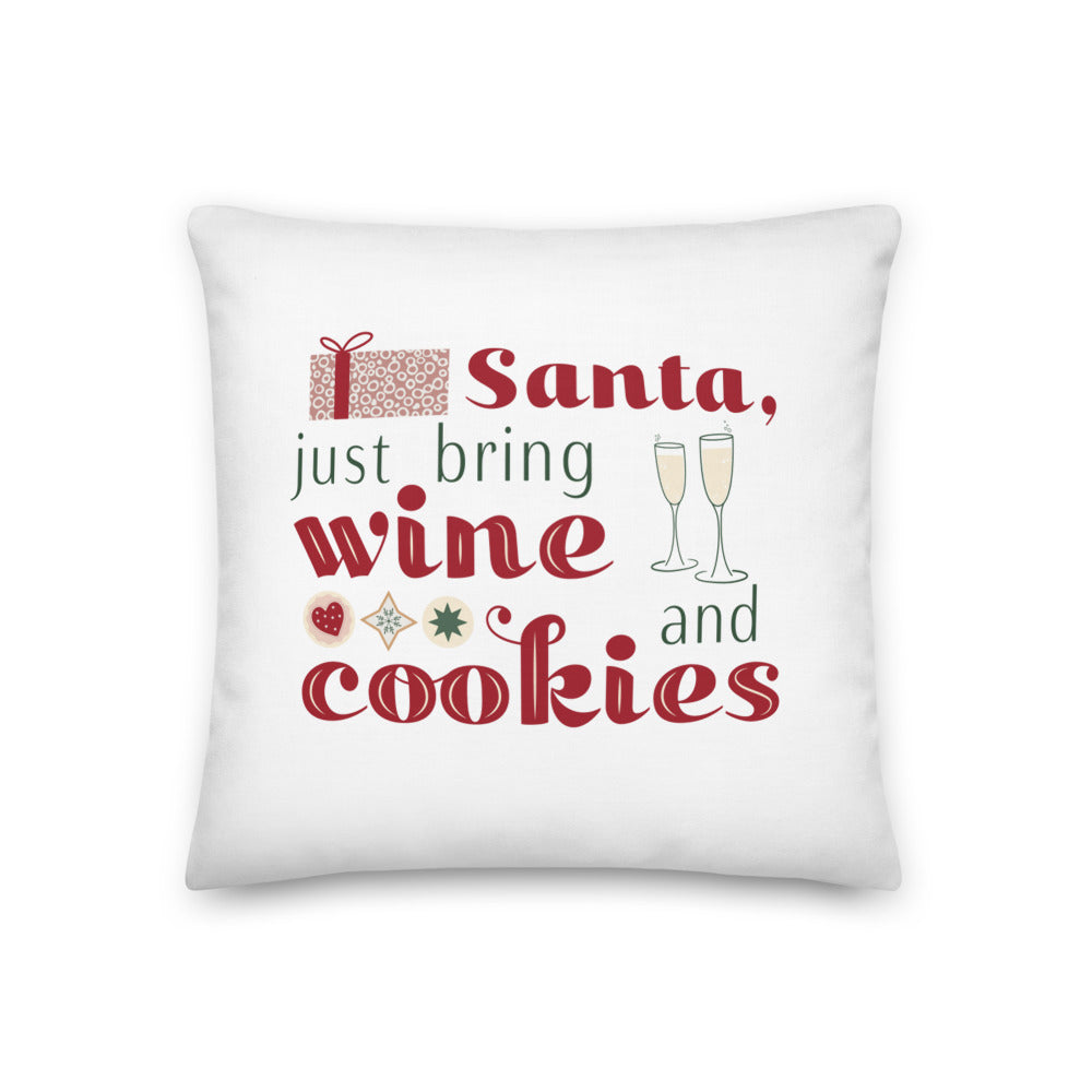 Necessities - Throw Pillow