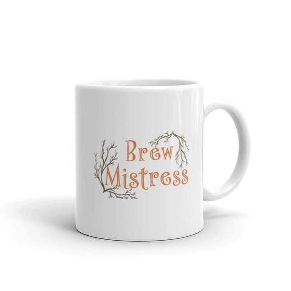 Hot Toddy Mug - Brew Mistress Orange Ochre