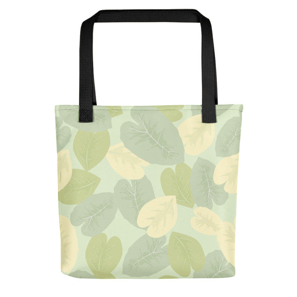 Camden Tote bag - Elephant Leaves Green