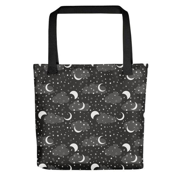 Camden Tote Bag - Midnight Moon Jet Night