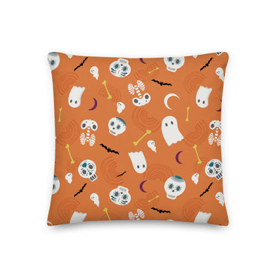 Party of the Dead - Throw Pillow