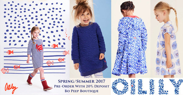 Oilily Spring Summer 2017
