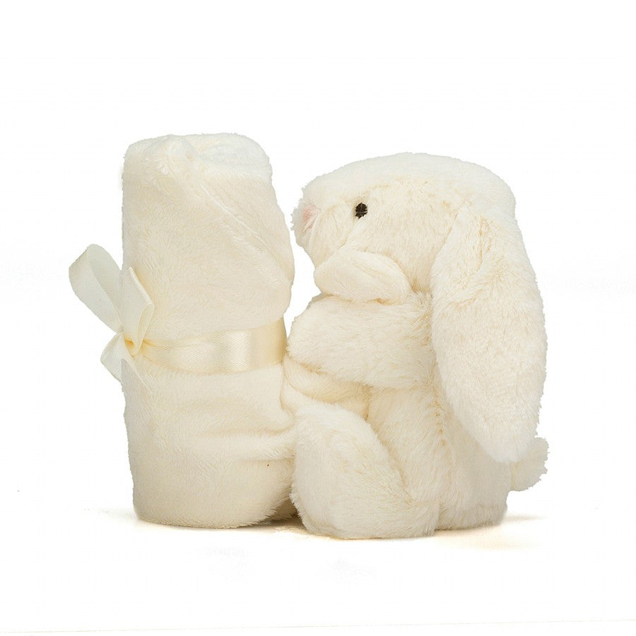 Bashful Cream Bunny Soother