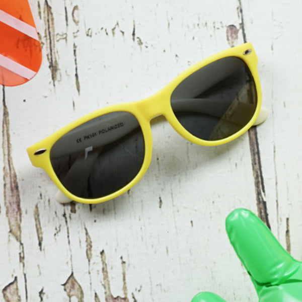 Blade & Rose Polarised Yellow Sunglasses