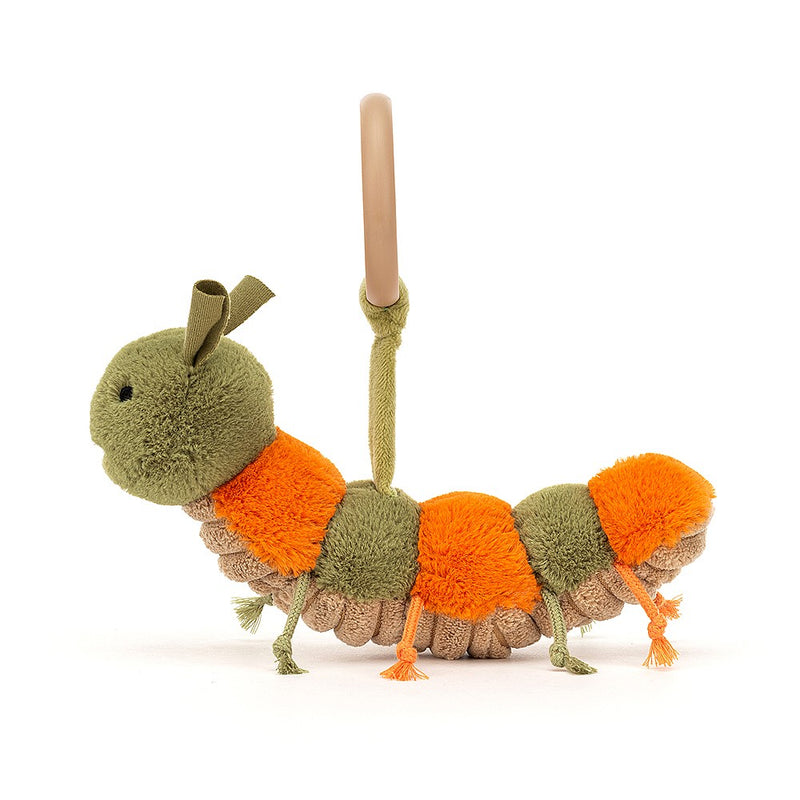 Little Caterpillar Rattle