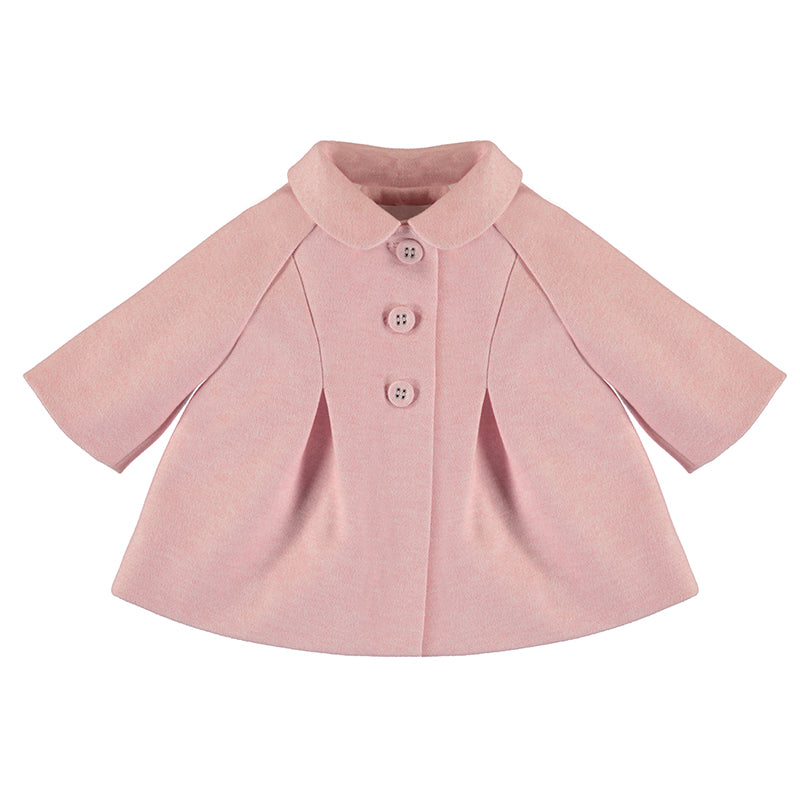 Mayoral Green Fleece Shorts